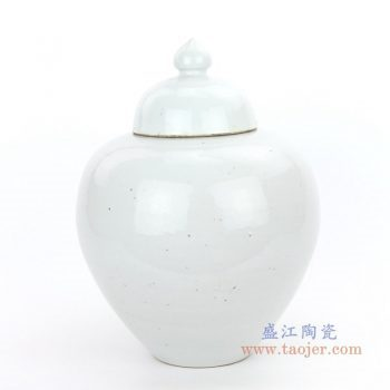 RZPI02-A 景德镇陶瓷 仿古做旧白色大碗