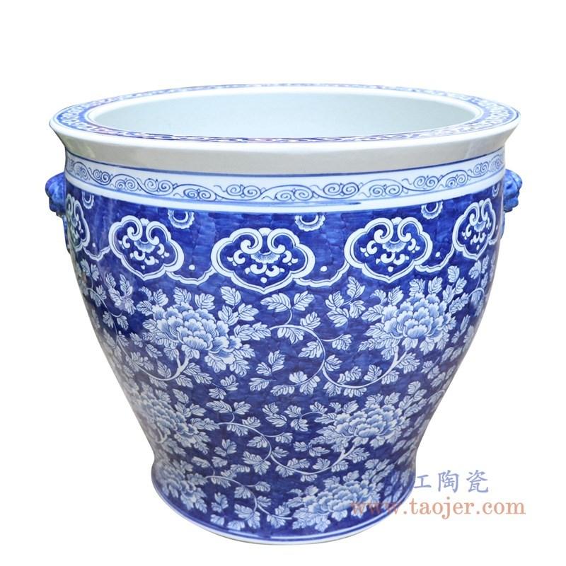 1603514251-RYLU176-E_1449- 盛江陶瓷大号鱼缸花盆