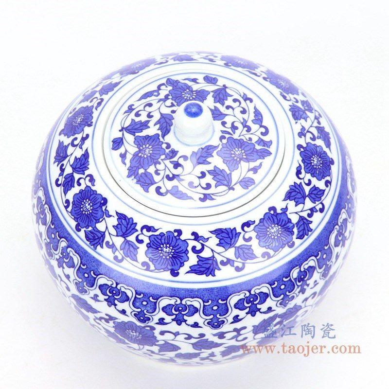 RZIX04 盛江陶瓷 陶瓷罐茶叶密封罐