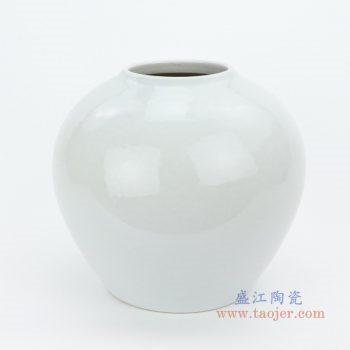 RZMS19-_2445 景德镇陶瓷  小花瓶 创意现代简约客厅桌面陶瓷摆件