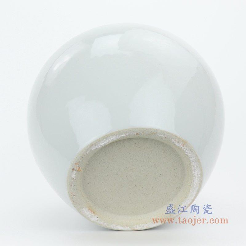 RZMS19-_2445 盛江陶瓷 小花瓶 创意现代简约客厅桌面陶瓷摆件