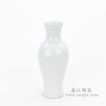 RZPI36 景德镇陶瓷 景德镇手工青瓷影青釉经典观音瓶梅瓶插花