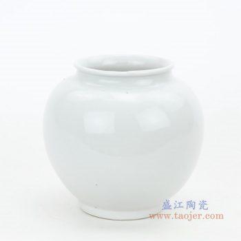 RZPI38 景德镇陶瓷 手工青瓷白瓷茶叶罐