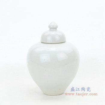RZPI39 景德镇陶瓷 景德镇陶瓷手工白胎茶叶罐