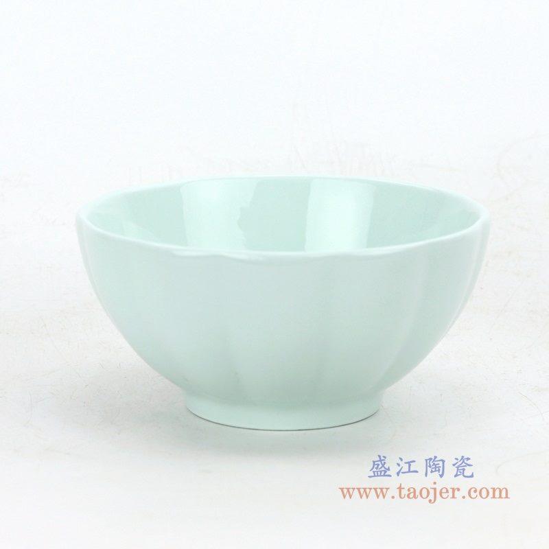 RZOB 盛江陶瓷  5寸家用南瓜碗