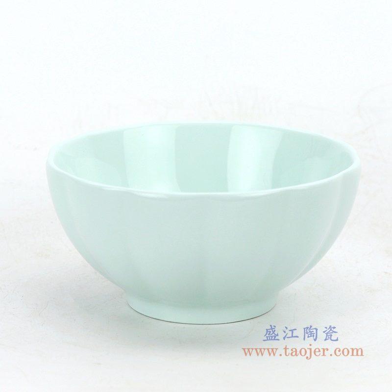 RZOB 盛江陶瓷  7寸家用南瓜碗