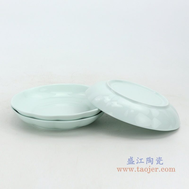 RZOB 盛江陶瓷 4寸南瓜味碟