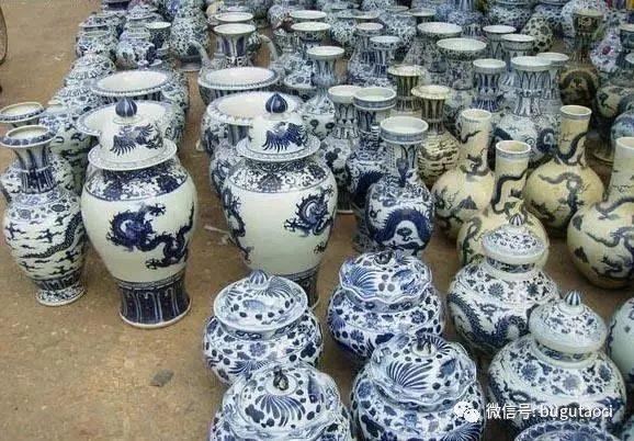 景德镇师傅们的易容术——大话樊家井仿古瓷