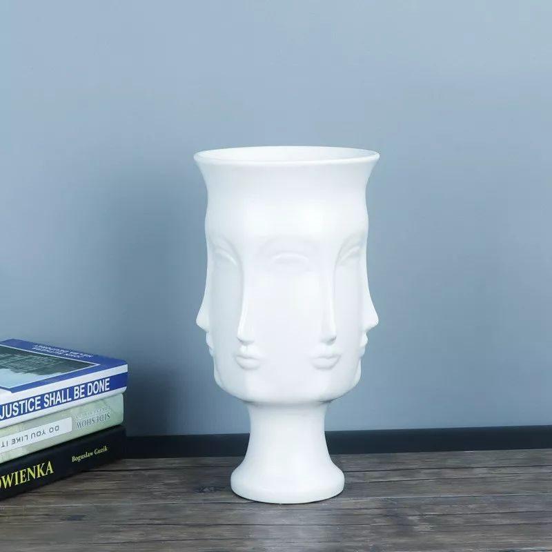 取思人体的家具摆件展现生命魅力-缪斯花瓶系列