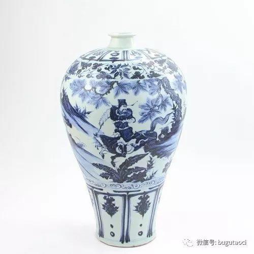 景德镇中国贝斯特全球最奢华3355博物馆镇馆之宝---元贝斯特全球最奢华的游戏平台梅瓶