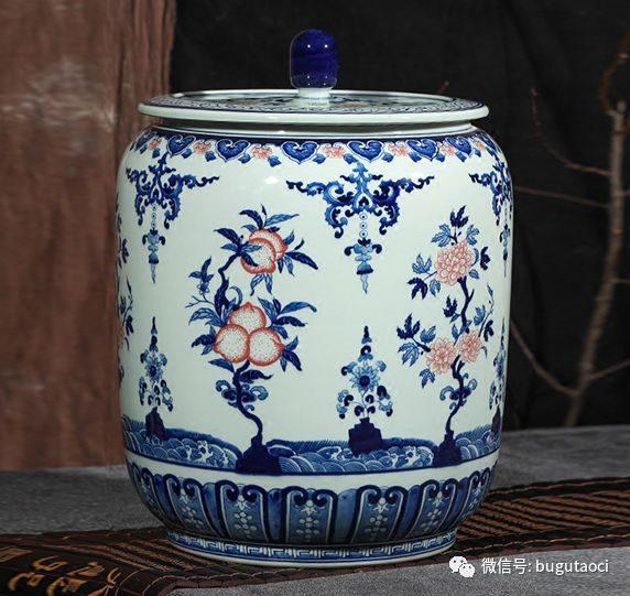 带领中国陶瓷工业的景德镇十大瓷厂极其代表作之---建国瓷厂