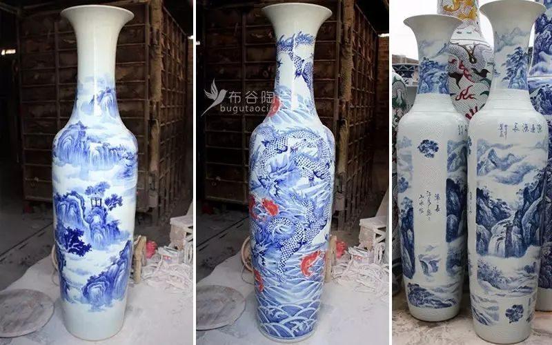布谷陶瓷|落地花瓶