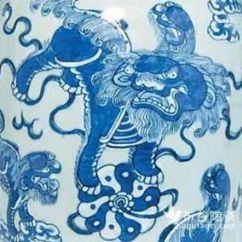 布谷陶瓷|时尚的狮子