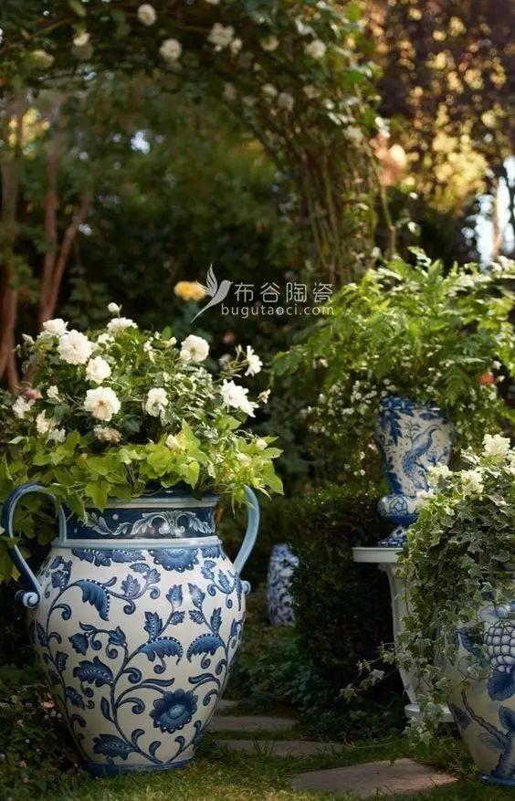 布谷陶瓷|花盆用来装什么?