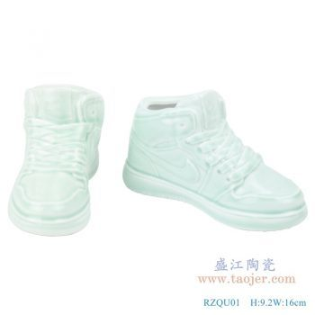 RZQU01鸭蛋青陶瓷耐克鞋子NIKE  AJ