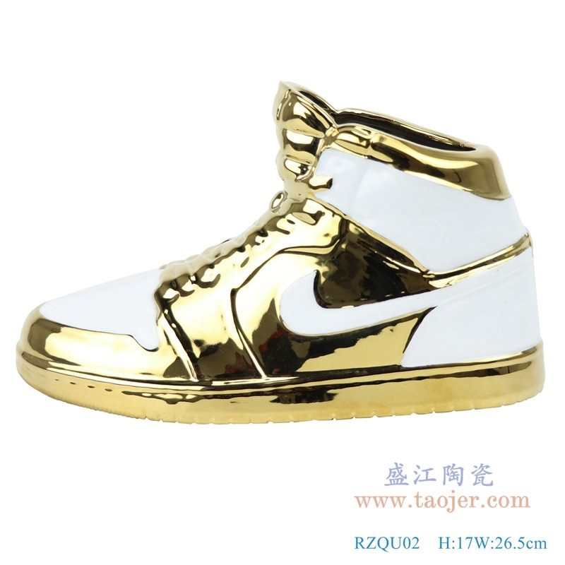 上图:RZQU02白底镀金陶瓷耐克鞋子NIKE AJ 反面 购买请点击图片上图:RZQU02白底镀金陶瓷耐克鞋子NIKE AJ 反面 购买请点击图片