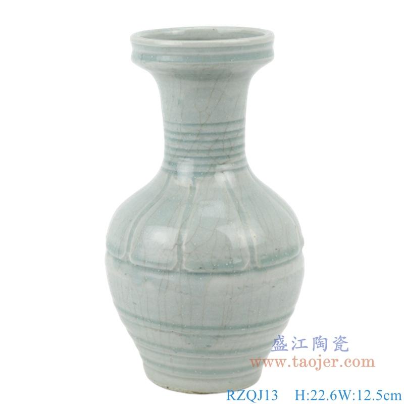 RZQJ13/14/15  现代简约花瓶摆件陶瓷花器创意家居装饰客厅水培插花组合花瓶摆件
